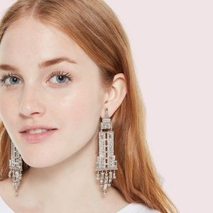 kate spade Dashing beauty empire state earrings
